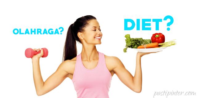Mengapa Olahraga Lebih Baik Daripada Diet