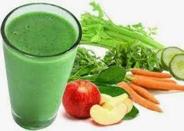 Rahasia 7 Jus Sayur untuk Mengatasi 7 Penyakit