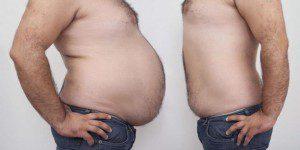cara mengatasi kegemukan pada perut