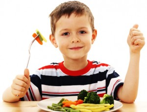 kebutuhan nutrisi anak