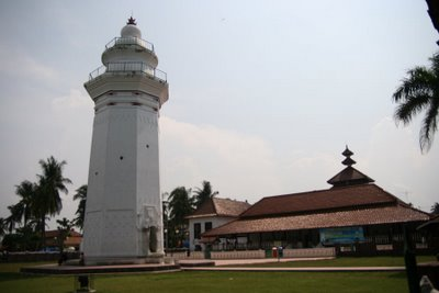 Jejak Air di Tlatah Banten Lama