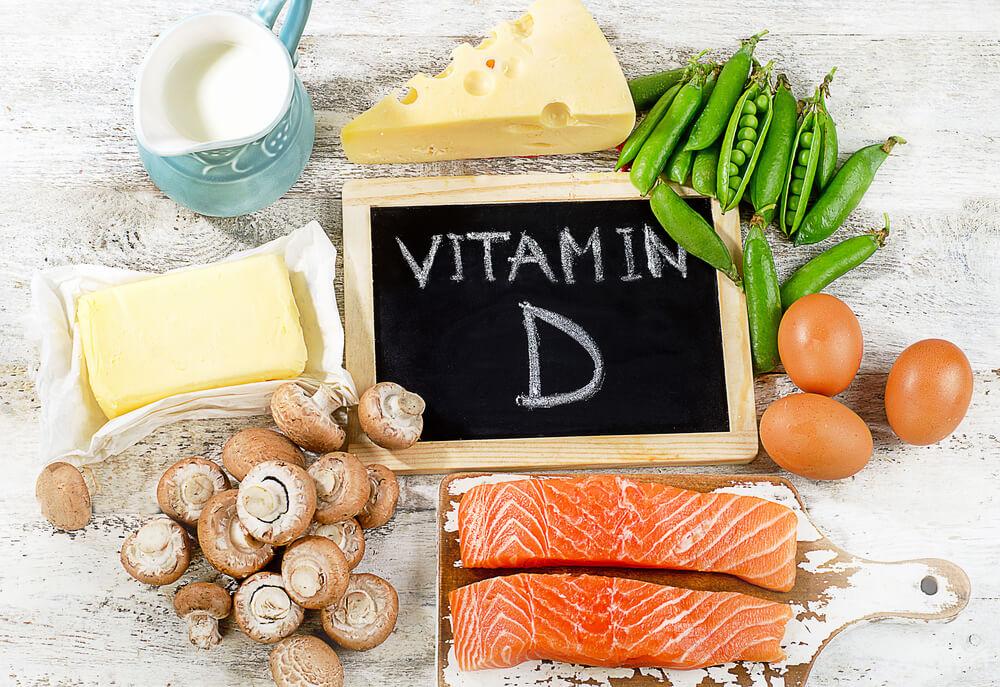 Makanan Yang Mengandung Vitamin D Paling Tinggi