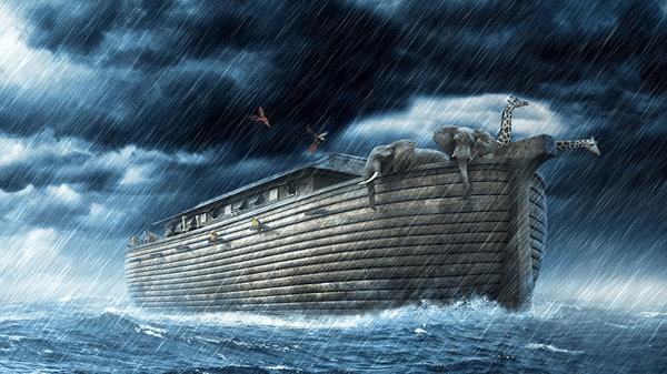 Kisah Perjuangan dan Mukjizat Nabi Nuh Lengkap