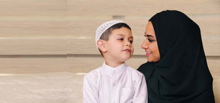 Tidak MemiCara Mendidik Anak Laki Lakisahkan Anak dan Ibunya