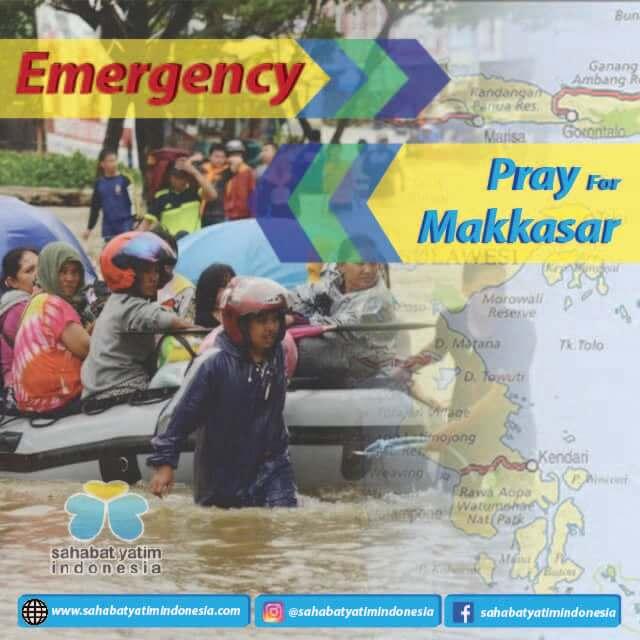 banjir makkasar