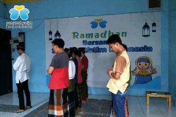 program bantuan asrama anak sholeh