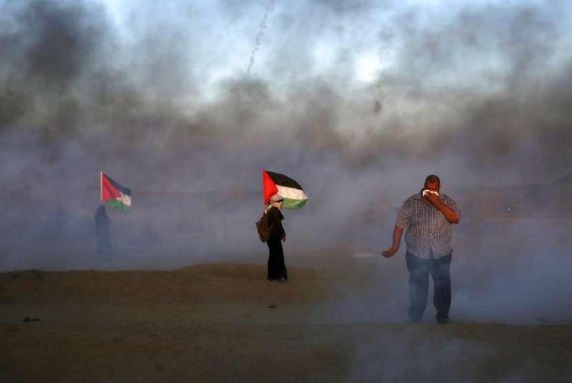 Konflik palestina